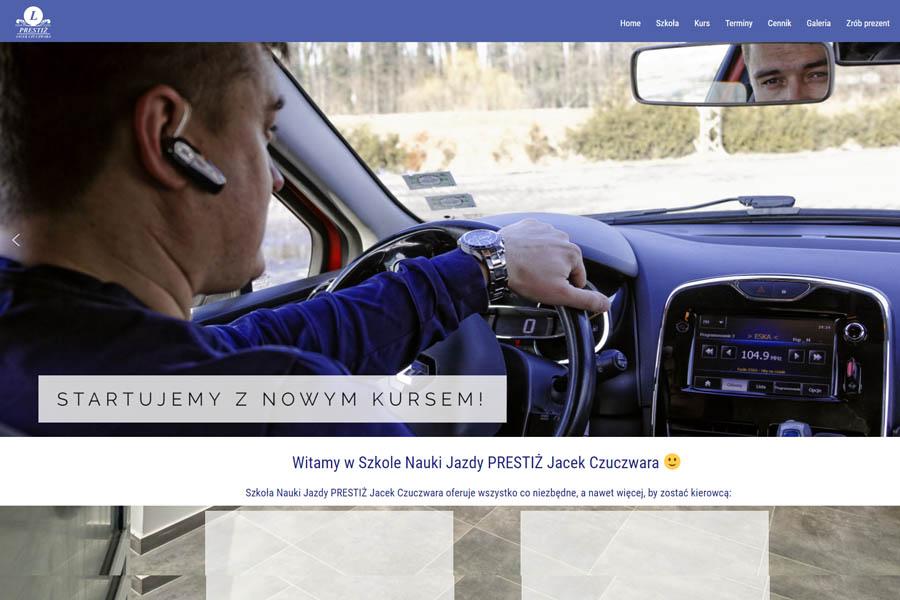 Szkoła Nauki Jazdy PRESTIŻ Jacek Czuczwara
