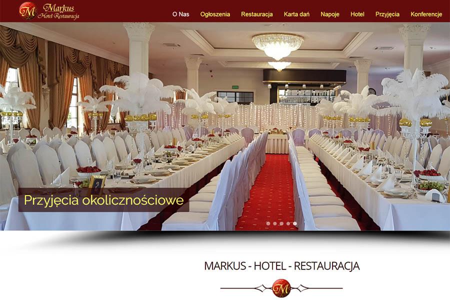 Restauracja Markus Bierutów